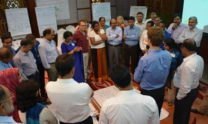 Dominic facilitating SC1 Cambodia May 2015